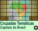 Cruzadas Temáticas de Capitais do Brasil