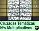 Cruzadas Temáticas de Numerais Mutiplicativos