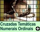Cruzadas Temáticas de Numerais Ordinais
