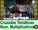 Cruzadas Temáticas de Numerais Multiplicativos