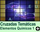Cruzadas Temáticas de Elementos Químicos 01