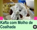 KAFTA COM MOLHO DE COALHADA