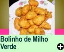 BOLINHO DE MILHO VERDE
