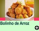 BOLINHO DE ARROZ