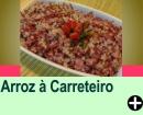 ARROZ À CARRETEIRO