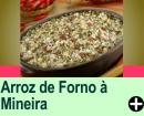 ARROZ DE FORNO À MINEIRA