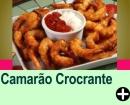 CAMARÃO CROCANTE