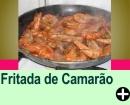 FRITADA DE CAMARÃO