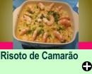 RISOTO DE CAMAR�O