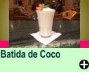 BATIDA DE COCO
