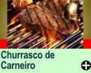CHURRASCO DE CARNEIRO