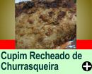 CUPIM RECHEADO DE CHURRASQUEIRA