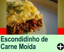 ESCONDIDINHO DE CARNE MOÍDA