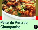 PEITO DE PERU AO CHAMPANHE