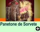 PANETONE DE SORVETE