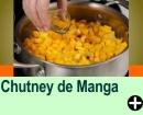 CHUTNEY DE MANGA