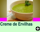 CREME DE ERVILHAS