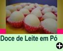 DOCE DE LEITE EM PÓ