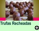 TRUFAS RECHEADAS