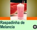 RASPINHA DE MELANCIA