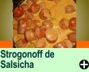STROGONOFF DE SALSICHA