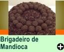 BRIGADEIRO DE MANDIOCA