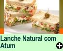 LANCHE NATURALO COM ATUM