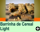 BARRINHA DE CEREAL LIGHT