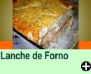 LANCHE DE FORNO