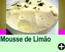 MOUSSE DE LIM�O