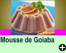MOUSSE DE GOIABA