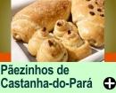 PÃEZINHOS DE CASTANHA-DO-PARÁ