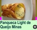 PANQUECA LIGHT DE QUEIJO MINAS