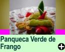 PANQUECA VERDE DE FRANGO
