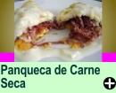 PANQUECA DE CARNE SECA
