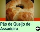 PÃO DE QUEIJO DE ASSADEIRA