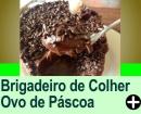 OVO DE PÁSCOA COM BRIGADEIRO DE COLHER