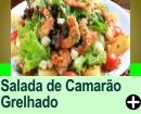 SALADA DE CAMARÃO GRELHADO