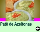 PATÊ DE AZEITONAS