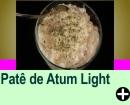 PATÊ DE ATUM LIGHT