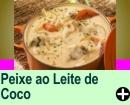 PEIXE AO LEITE DE COCO