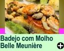 ABADEJO COM MOLHO BELLE MEUNIÈRE