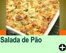 SALADA DE PÃO