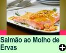 SALMÃO AO CREME DE ERVAS