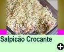 SALPICÃO CROCANTE