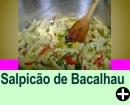 SALPICÃO DE BACALHAU