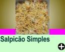 SALPICÃO SIMPLES