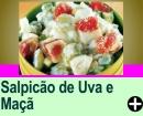 SALPICÃO DE UVA E MAÇÃ