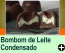 BOMBOM DE LEITE CONDENSADO