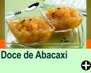 DOCE DE ABACAXI
